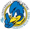 Delaware Blue Hens 1999-2008 Primary Logo decal sticker