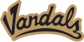 Idaho Vandals 2004-Pres Wordmark Logo 01 iron on transfer