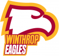 Winthrop Eagles 1995-Pres Alternate Logo decal sticker