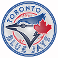 toronto blue jays 2012-pres primary plastic effect logo iron on transfer
