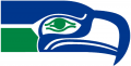 Seattle Seahawks 1976-2001 Primary Logo iron on transfer