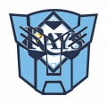 Autobots Tampa Bay Rays logo iron on transfers