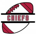 Football Kansas City Chiefs Logo iron on transfer