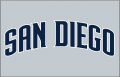 San Diego Padres 2012-2019 Jersey Logo 02 decal sticker