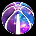 galaxy washington wizards decal stickers