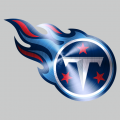 Tennessee Titans Stainless steel logo iron on transfer