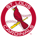 St.Louis Cardinals 1966-1997 Primary Logo iron on transfer
