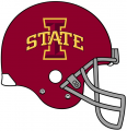 Iowa State Cyclones 2007-Pres Helmet iron on transfer