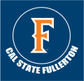 Cal State Fullerton Titans 1992-Pres Alternate Logo 08 decal sticker