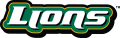Southeastern Louisiana Lions 2003-Pres Wordmark Logo 01 decal sticker