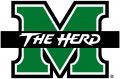 Marshall Thundering Herd 2001-Pres Alternate Logo 07 iron on transfer