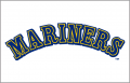 Seattle Mariners 1987-1992 Jersey Logo 01 decal sticker