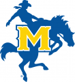 McNeese State Cowboys 2011-Pres Primary Logo decal sticker