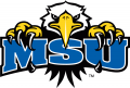 Morehead State Eagles 2005-Pres Secondary Logo 01 decal sticker
