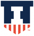 Illinois Fighting Illini 2014-Pres Secondary Logo decal sticker