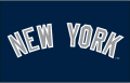 New York Yankees 2009-Pres Batting Practice Logo iron on transfer iron on transfer