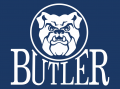 Butler Bulldogs 1990-2014 Alternate Logo decal sticker