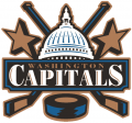 Washington Capitals 2002 03-2006 07 Primary Logo iron on transfer