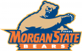 Morgan State Bears 2002-Pres Primary Logo iron on transfer