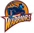 Golden State Warriors 1998-2010 Primary Logo decal sticker