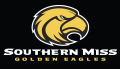 Southern Miss Golden Eagles 2003-2014 Alternate Logo 01 decal sticker