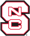 North Carolina State Wolfpack 2006-Pres Alternate Logo 06 decal sticker