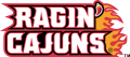 Louisiana Ragin Cajuns 2000-Pres Wordmark Logo 01 iron on transfer