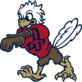 Liberty Flames 2013-Pres Mascot Logo iron on transfer
