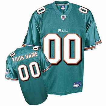 f81f0415 Miami Dolphins Custom Letters & Numbers Kits